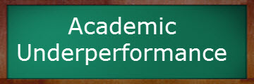 Green Board Academic Underperformance