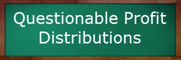 green-blackboard-questionalbe profit distributions
